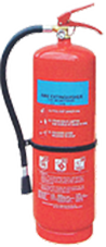 Fire Extinguisher 3KG & 4KG